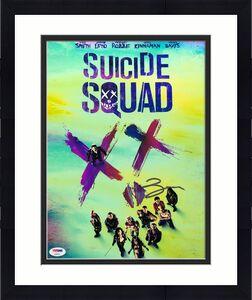 Ben Affleck Signed 'Suicide Squad' 11x14 Photo *The Batman PSA AB95591