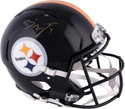 Ben Roethlisberger Pittsburgh Steelers Autographed Riddell Pro-Line Speed Helmet