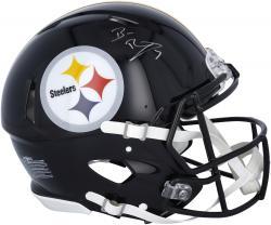 Ben Roethlisberger Pittsburgh Steelers Autographed Riddell Pro-Line Speed Helmet