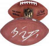 Pittsburgh Steelers Ben Roethlisberger Signed Football - Mounted Memories