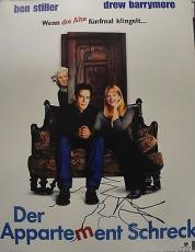Ben Stiller Hand Signed Autograph 11x14 Photo With Drew Barrymore GA758923