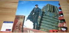 Benedict Cumberbatch Signed 11x14 Star Trek Khan Sherlock Hobbit PSA/DNA
