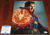 Benedict Cumberbatch Signed 11x14 Stephen Strange Doctor Strange BAS Beckett