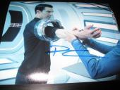 BENEDICT CUMBERBATCH SIGNED AUTOGRAPH 8x10 STAR TREK INTO THE DARKNESS PROMO J