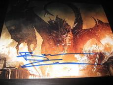 BENEDICT CUMBERBATCH SIGNED AUTOGRAPH 8x10 THE HOBBIT FIVE ARMIES COA AUTO NY D