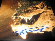 BENEDICT CUMBERBATCH SIGNED AUTOGRAPH 8x10 THE HOBBIT FIVE ARMIES COA AUTO NY E