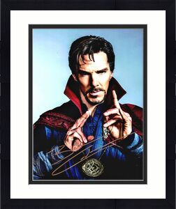 Benedict Cumberbatch Signed - Autographed Doctor Strange 11x14 inch Photo - Guaranteed to pass JSA - RARE FULL Signature - Dr. Stephen Vincent Strange