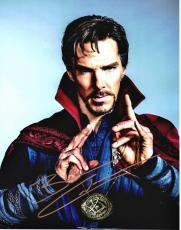 Benedict Cumberbatch Signed - Autographed Doctor Strange 11x14 inch Photo - Guaranteed to pass PSA or JSA - RARE FULL Signature - Dr. Stephen Vincent Strange