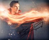Benedict Cumberbatch Signed - Autographed Doctor Strange - Dr. Stephen Strange 8x10 inch Photo - Guaranteed to pass PSA or JSA