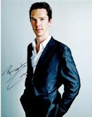 Benedict Cumberbatch Signed - Autographed Sherlock - Doctor Strange Actor 11x14 inch Photo - Guaranteed to pass PSA or JSA - RARE FULL Signature