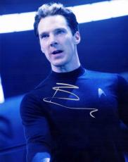 Benedict Cumberbatch Signed - Autographed Star Trek Into Darkness Khan 8x10 Photo
