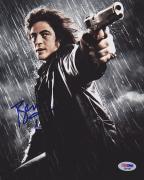 Benicio del Toro SIGNED 8x10 Photo Jack Rafferty Sin City PSA/DNA AUTOGRAPHED