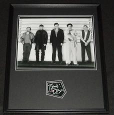 Benicio Del Toro Signed Framed 16x20 Photo Poster Display The Usual Suspects
