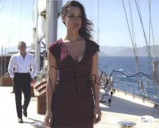 Berenice Marlohe James Bond Autographed Signed 8x10 Photo Authentic JSA