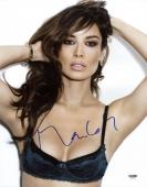 Berenice Marlohe Sexy Signed 11X14 Photo Autographed PSA/DNA #W79791