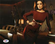 Berenice Marlohe Signed Authentic Autographed 8x10 Photo PSA/DNA #AD22074