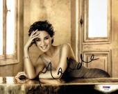 Berenice Marlohe Signed Authentic Autographed 8x10 Photo PSA/DNA #Y92186