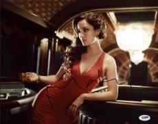 Berenice Marlohe Skyfall Signed 11X14 Photo PSA/DNA #X31048
