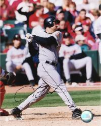 Lance Berkman Autographed Astros 8x10 Photo