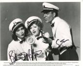 Bernadette Peters Steve Martin Life Is Just A Bowl Of Cherries Signed 8x10 Photo