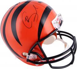 Giovani Bernard Cincinnati Bengals Autographed Riddell Replica Helmet