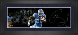 "Giovani Bernard North Carolina Tar Heels Framed Autographed 10"" x 30"" Filmstrip Photograph"