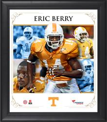 "Eric Berry Tennessee Volunteers Framed 15"" x 17"" Core Composite Photograph"