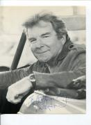 Bert Remsen Signed Photo