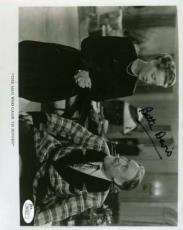 Bette Davis Signed Jsa Certed 8x10 Photo Authenticated Autograph