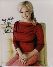 Bette Midler Beaches The First Wives Club Hocus Pocus Signed Autograph Photo