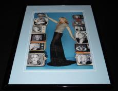 Bette Midler Framed 11x14 Photo Display