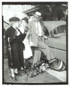 """BETTY LYNN """"THE ANDY GRIFFITH SHOW"""" as THELMA LOU Signed 8x10 B/W Photo"""