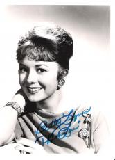 "BETTY LYNN ""THE ANDY GRIFFITH SHOW"" as THELMA LOU Signed 8x10 B/W Photo"