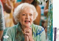 Betty White autographed You Again 8x10 JSA Authentic Q30686 Golden Girls