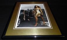 Beyonce 2007 American Express 11x14 Framed ORIGINAL Vintage Advertisement