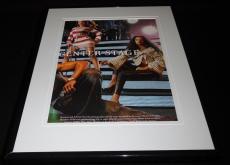 Beyonce 2007 World Tour 11x14 Framed ORIGINAL Vintage Advertisement