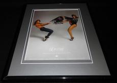 Beyonce 2009 House of Dereon 11x14 Framed ORIGINAL Vintage Advertisement