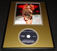 Beyonce Knowles 2003 Me Myself and I Framed 12x18 CD & Photo Display