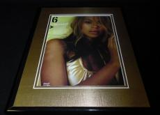 Beyonce Knowles 2004 Destiny's Child Framed 11x14 Photo Display