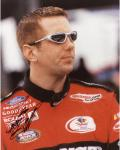 BIFFLE, GREG AUTO (GRAINGER/SIDE VIEW) 8X10 PHOTO - Mounted Memories