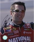 BIFFLE, GREG AUTO (GRAINGER/SMILING) 8X10 PHOTO - Mounted Memories