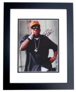 Big Boi Signed - Autographed OUTKAST 8x10 inch Photo BLACK CUSTOM FRAME - Guaranteed to pass PSA or JSA
