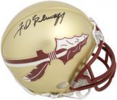 Fred Biletnikoff Florida State Seminoles Autographed Mini Helmet