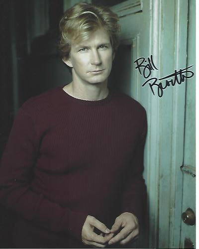 "BILL BROCHTRUP as JOHN IRVIN in TV Series ""NYPD BLUE"" Signed 8x10 Color Photo"