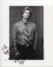 Bill Brochtrup NYPD Blue Shameless Total Security Signed Autograph Photo