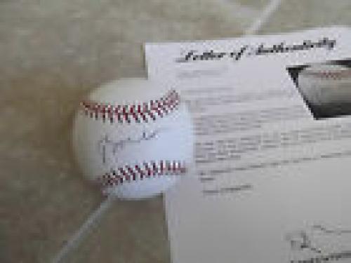 Bill Clinton IP Signed Autographed Ball Baseball PSA Certified #2