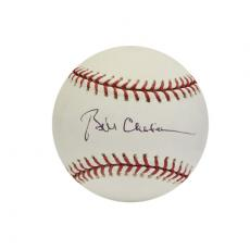 Bill Clinton Signed Baseball. PSA