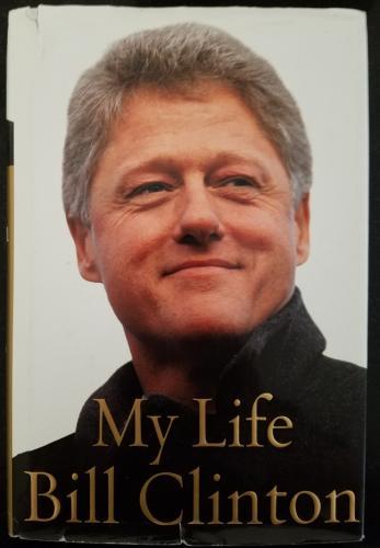 Bill Clinton un-signed My Life Hard Cover HC Book President POTUS