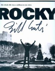 Bill Conti autographed 8x10 Photo (Rocky Soundtrack Musician) Image #SC3