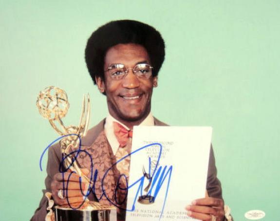 Bill Cosby Signed ACADEMY AWARDS 11X14 Photo JSA